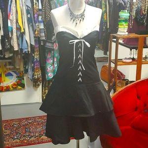 Morrell Maxie strapless dress